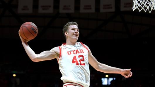 NCAA Basketball: Washington State at Utah